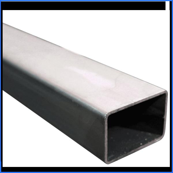 tube acier rectangulaire